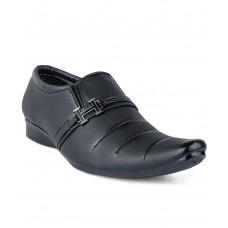 Deals, Discounts & Offers on Foot Wear - Aadi Black Formal Shoes