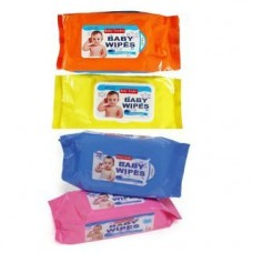 Deals, Discounts & Offers on Baby Care - Baby Wipes 80 pcs each