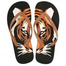 Deals, Discounts & Offers on Foot Wear - Flat 50% off on Flipside The Tiger Flip Flops