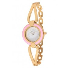 "Deals, Discounts & Offers on Women - Timebre Gold Metal Women""s Round Analog Wrist Watch"