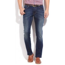 Deals, Discounts & Offers on Men Clothing - United Colors of Benetton Skinny Fit Men's Dark Blue Trousers