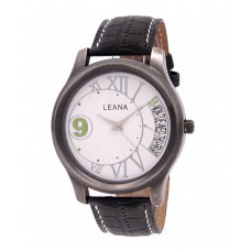 Deals, Discounts & Offers on Accessories - Leana White Analog Casual Watches For Men