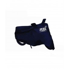 Deals, Discounts & Offers on Accessories - Oss-Fuel Blue Body Cover for All Bikes
