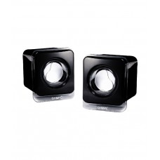 Deals, Discounts & Offers on Accessories - Quantum QHM 611 (USB powered) 2.0 Mini Computer Speakers