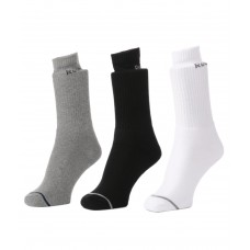 Deals, Discounts & Offers on Accessories - Reebok Men's Full Cushion Crew with Ribbed Leg Socks