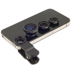 Deals, Discounts & Offers on Accessories - Universal 3 in 1 Mobile Camera Lens