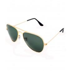 Deals, Discounts & Offers on Accessories - Fair-x G15 Green Medium Unisex Aviator Sunglasses