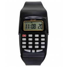 Deals, Discounts & Offers on Baby & Kids - Sams Black Calculator Wrist Watch