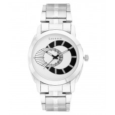 Deals, Discounts & Offers on Men - Laurels Original White Dial Analogue Watch for Men