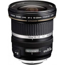 Deals, Discounts & Offers on Cameras - Canon Ef-s 10 - 22 MM F/3.5-4.5 Usm Lens