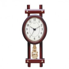 Deals, Discounts & Offers on Home Decor & Festive Needs - Flat 80% off on Plaza Pendulum Wall Clock