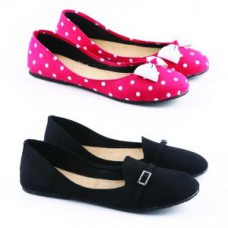 Deals, Discounts & Offers on Foot Wear - Buy 1 Get 1 Street 299 Ballerina Flats