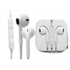 Deals, Discounts & Offers on Mobile Accessories - Buy 1 Get 1 Stereo Headset Earphone With Mic For Apple iPhone