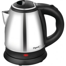 Deals, Discounts & Offers on Home Appliances - Pigeon Shiny 1.2 L Electric Kettle