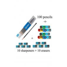 Deals, Discounts & Offers on Baby & Kids - Apsara Platinum Extra Dark Pencil