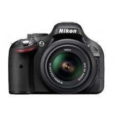 Deals, Discounts & Offers on Cameras - Nikon D5200 24.1MP Digital SLR Camera with AF-S 18-55 mm VR II Kit Lens, Memory Card, Camera Bag