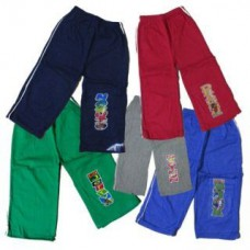 Deals, Discounts & Offers on Kid's Clothing - kids cotton track pant set of-5