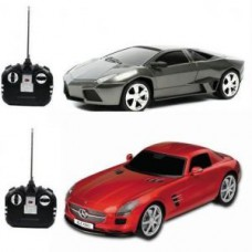 Deals, Discounts & Offers on Gaming - Buy 1 Lamborghini And Get 1 Mercedes Sls Rc Remote Control Car Free