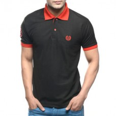 Deals, Discounts & Offers on Men Clothing - Sobre Estilo Muscle Fit Polo T-Shirt