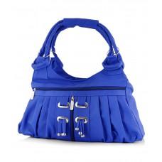 Deals, Discounts & Offers on Accessories - Smartways Blue Hand Bag offer