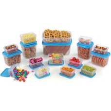 Deals, Discounts & Offers on Kitchen Containers - Joyo 17 Pieces offer