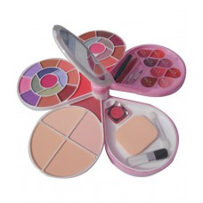 Deals, Discounts & Offers on Health & Personal Care - ADS Color Series 26-Eyeshadow, 2-Blusher, 4- Powder Cake, 8-Lipcolour Fine A3969