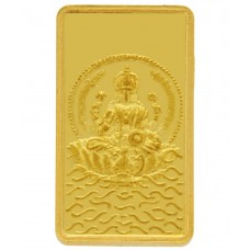 Deals, Discounts & Offers on Home & Kitchen - TBZ - The Original 2 Grms Laxmi 24KT 999 Gold Coin