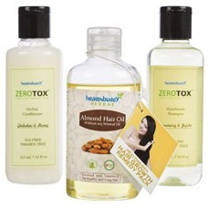 Deals, Discounts & Offers on Personal Care Appliances - Healthbuddy Hair Growth Remedy Combo Pack