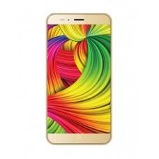 Deals, Discounts & Offers on Mobiles - Intex Cloud Swift 4G 3Gb Ram 16Gb Rom Champagne Smart Phone