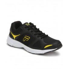 Deals, Discounts & Offers on Foot Wear - Fila Gospel Black Sports Shoes