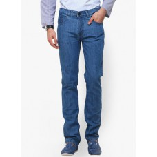 Deals, Discounts & Offers on Men Clothing - Yepme Solid Blue Slim Fit Jeans