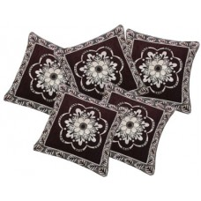 Deals, Discounts & Offers on Home Decor & Festive Needs - Flat 68% off on Zesture Floral Cushions Cove
