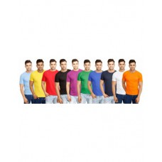 Deals, Discounts & Offers on Men Clothing - Wrab Combo of Ten Tshirts