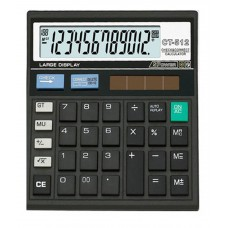 Deals, Discounts & Offers on Accessories - CT512 Basic Black Calculator 12 Digit