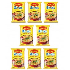 Deals, Discounts & Offers on Food and Health - MAGGI 2-Minute Noodles Masala 70gm Pack Of 8