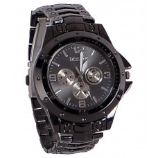 Deals, Discounts & Offers on Men - Ecbatic Black Analog Watch