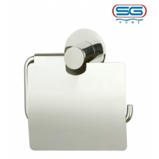 Deals, Discounts & Offers on Home Improvement - SG Home Toilet Paper Holder J Type With Flap