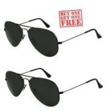 Deals, Discounts & Offers on Personal Care Appliances - Buy 1 Get 1 Free - Aviator Sunglasses
