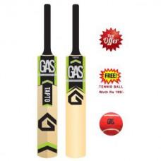Deals, Discounts & Offers on Sports - Cricket Bat Gas - FULL SIZE - Tennis Bat - Free Tennis Ball