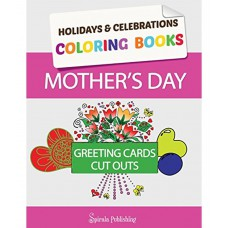 Deals, Discounts & Offers on Home Decor & Festive Needs - Mothers Day Coloring Book Greeting Cards