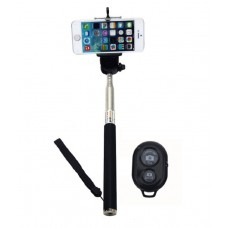Deals, Discounts & Offers on Mobile Accessories - Maxicom Extendable Selfie Stick Monopod For All Mobiles And Camera With Remote Shutter