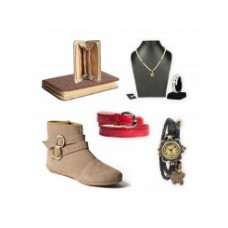 Deals, Discounts & Offers on Women - Babes MutliColoured Stylish Party Combos For Womens