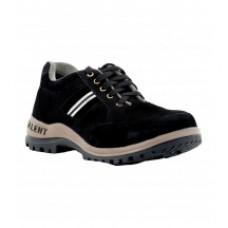 Deals, Discounts & Offers on Foot Wear - Tek-Tron Talent Derby Black Safety Shoes