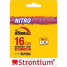 Deals, Discounts & Offers on Mobile Accessories - Strontium Nitro 16GB Memory Card