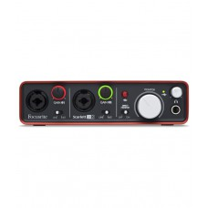 Deals, Discounts & Offers on Electronics - Focusrite Scarlett 2i2 - 2-in/2-out USB Audio Interface