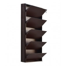Deals, Discounts & Offers on Furniture - Vladiva 5 Level Extra Wide Shoe Rack