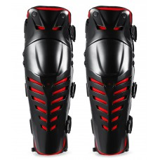 Deals, Discounts & Offers on Car & Bike Accessories - Zoook_moto69 Motorcycle Or Bike Racing Riding Knee / Shin Guard Pads Protector Gear