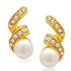 Deals, Discounts & Offers on Earings and Necklace - Sukkhi Gold Earrings offer