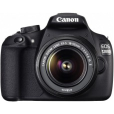 Deals, Discounts & Offers on Cameras - Canon EOS 1200D (Kit with EF S18-55 IS II) DSLR Camera