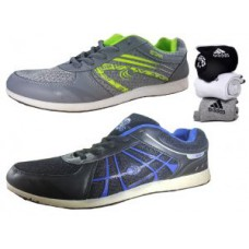 Deals, Discounts & Offers on Foot Wear - Buy 1 Ncs Sports Shoes And 3 Pair Of Socks And Get 1 Ncs Sport Shoes Free